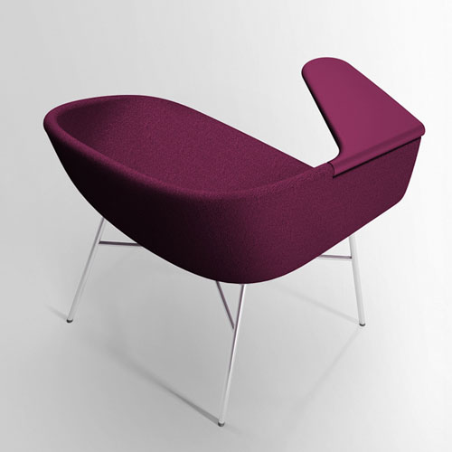 Phenomenal Moment By Khodi Feiz For Offecct Daily Icon Pabps2019 Chair Design Images Pabps2019Com