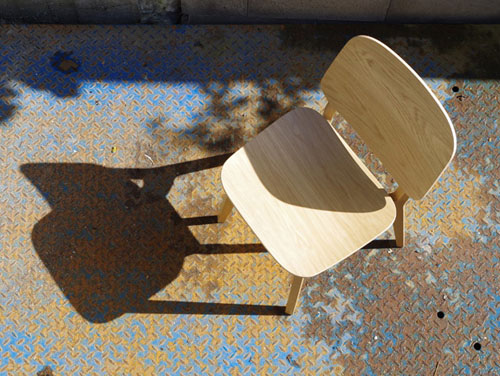 Rohsska Chair By Ckr For The Swedish Design Museum Daily Icon