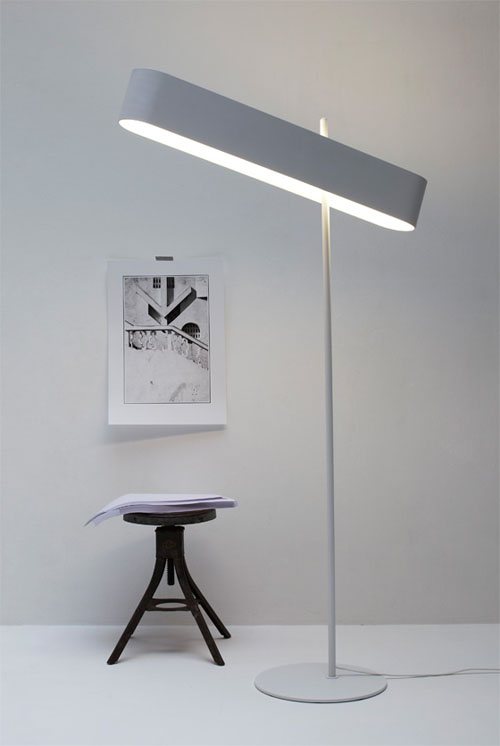 Fluid Lamp by Noé Duchaufour-Lawrance for Forestier | Daily Icon