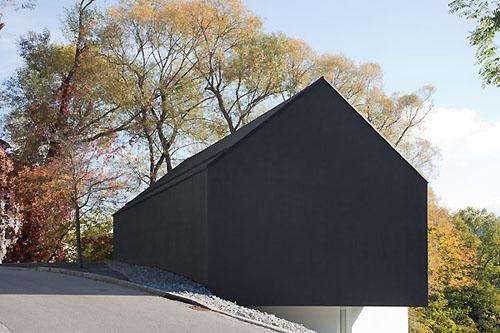 Fabi Architekten neubau atelierhaus by fabi architekten daily icon