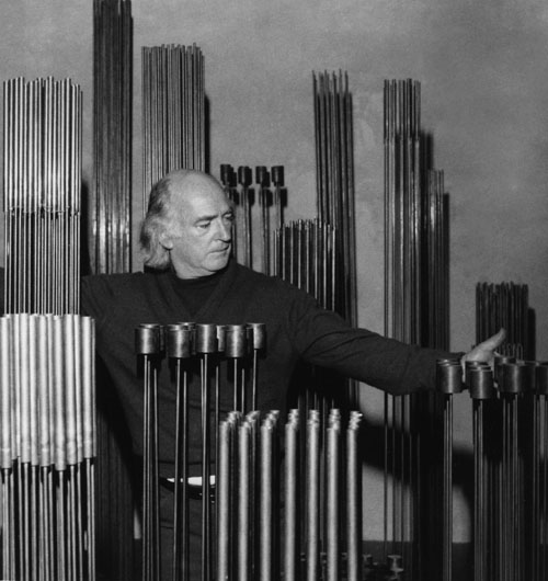 sonambients by harry bertoia from the standard oil. Black Bedroom Furniture Sets. Home Design Ideas