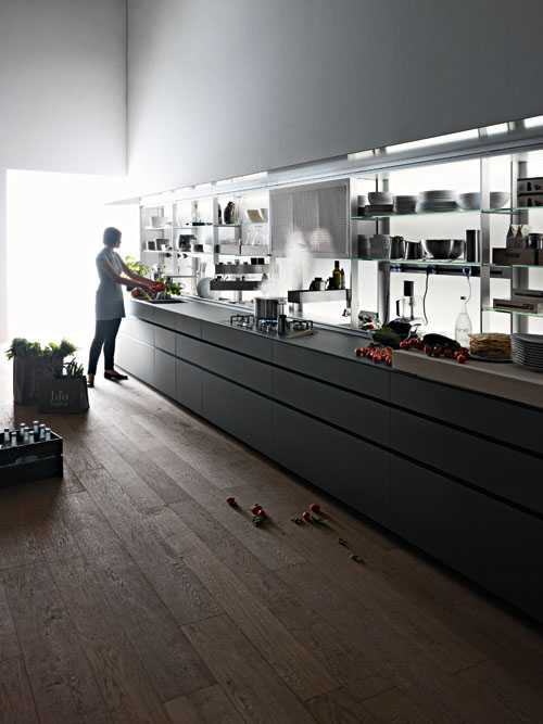 New Logica System by Valcucine | Daily Icon