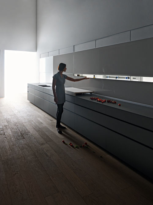 Awesome Valcucine New Logica System Photos - acrylicgiftware.us ...