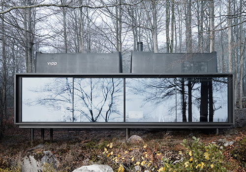 Prefab Shelter By Vipp Daily Icon