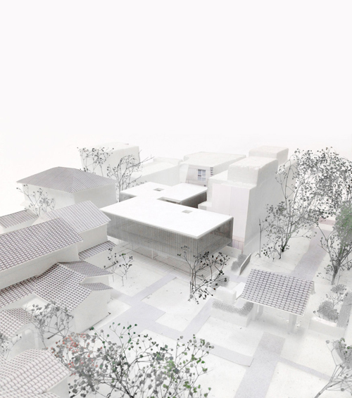 The Architectonic Models Of 41 Great Japanese Designers Are On Display At Triennale Di Milano Exhibition Facilities Between July 10 19 2015