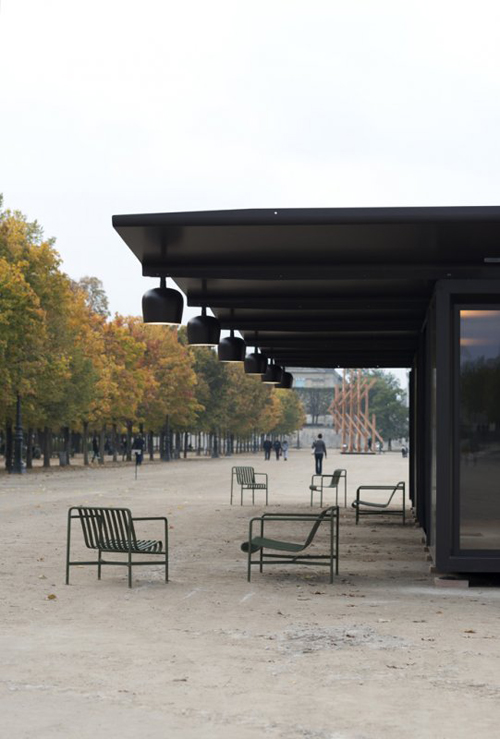 Daily icon part 9 for Kiosque jardin des tuileries