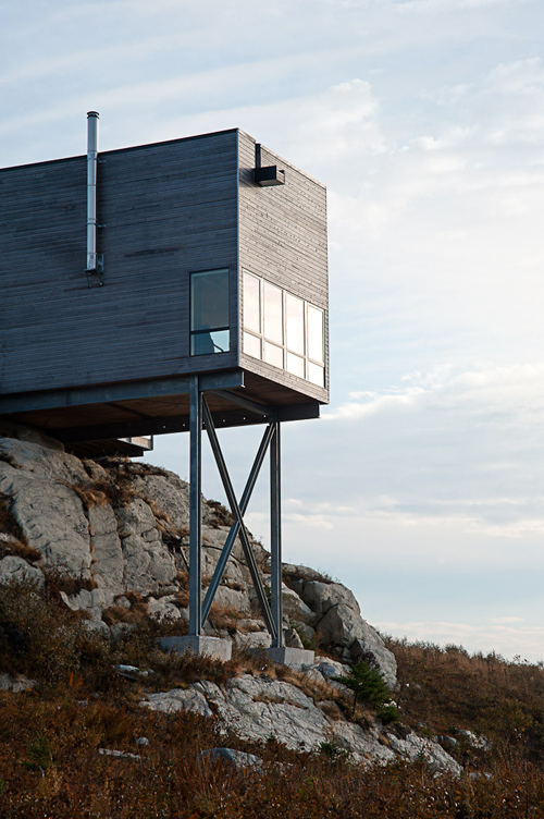 Cliff House By Mackay Lyons Sweetapple Architects Daily Icon