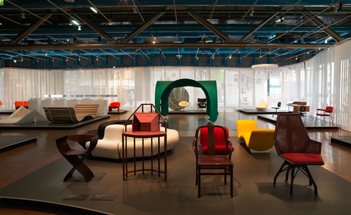 Between 1959 And 1975 Pierre Paulin Created Several Iconic Designs For Artifort Including The Famous Ribbon Chair Mushroom Tongue