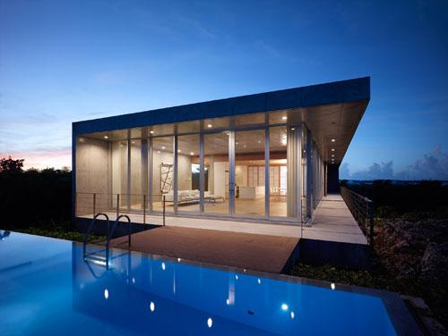Ikema Island House by 1100 Architect